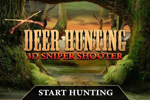 鹿狩り3Dスナイパーシューター