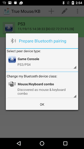 True Mouse/KB 1.50 screenshots 1