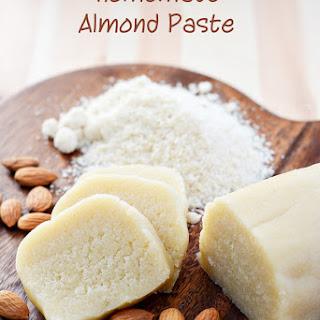 Almond Paste Dessert Recipes