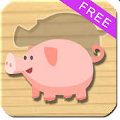 Animals Puzzle For Kids - Free