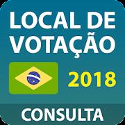 Local de Votação - Consulta 2018
