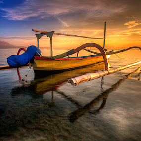 by Tut Bolank - Transportation Boats