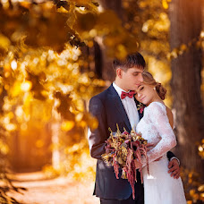 Wedding photographer Nika Kolesnikova (nickako). Photo of 14.11.2015