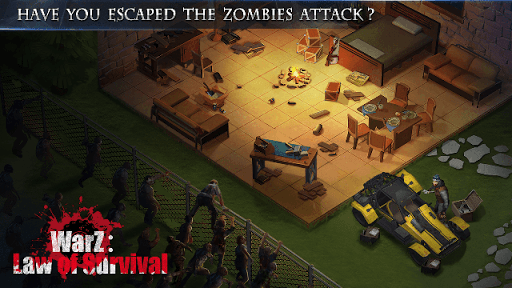 WarZ: Law of Survival 1.7.9 screenshots 1
