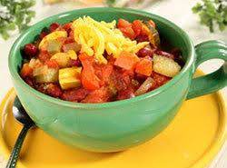 Vegetable Chili Recipe