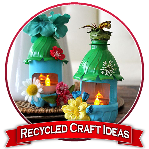 Recycled craft ideas android apps on google play for Good craft 2 play store
