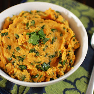 Cheese Mashed Sweet Potatoes Recipes