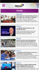 Telemax Sonora screenshot 0