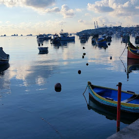 malta by Amadeo Axiak - Landscapes Waterscapes