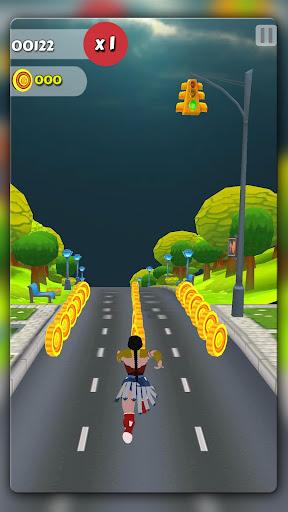 Wonder Lady Runner 1.6 screenshots 2