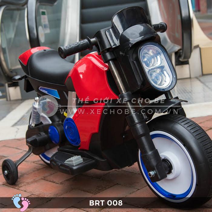 Xe mô tô điện trẻ em RBT-008 5