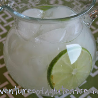 Homemade Limeade Concentrate