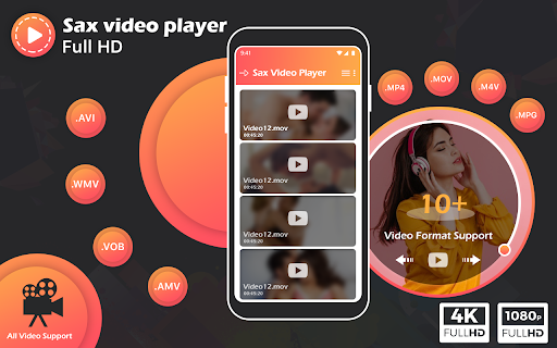 SAX Video Player - All Format Full Screen Player cheat hacks