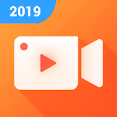 Screen Recorder V Recorder - Audio, Video Editor Icon