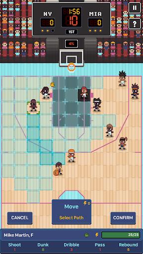 Hoop League Tactics 1.6.4 screenshots 5