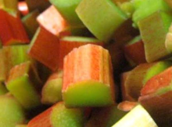 Easy Rhubarb Jam Recipe
