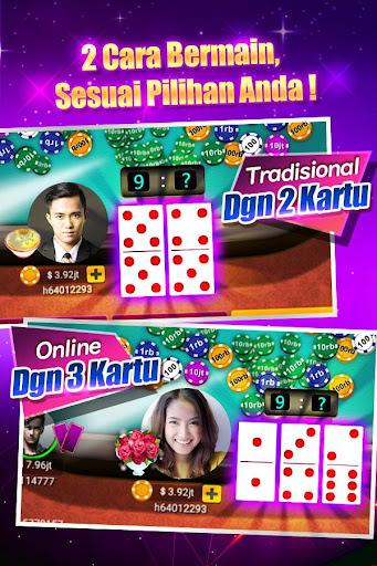 Luxy Domino Qiu Qiu (QQ 99)  captures d'écran 2