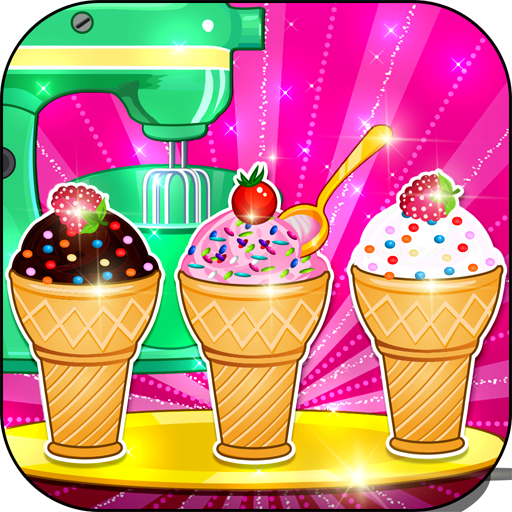 Cooking Ice Cream Cone Cupcake (game)