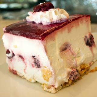 Cherry Babka (cake).