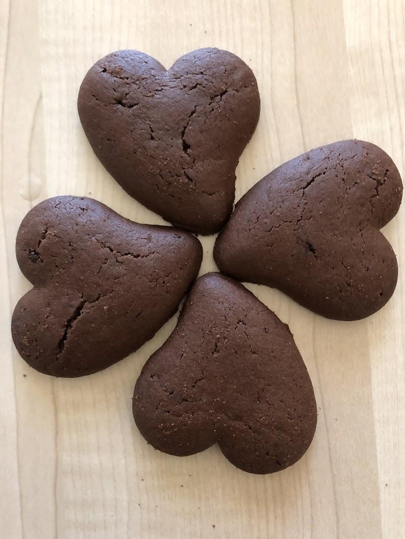 Colazione a casa con biscotti di mesy