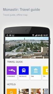 Monastir: Offline travel guide - náhled