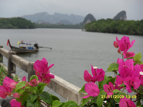 Photo: Am Chao Fa Pier  -  Krabi