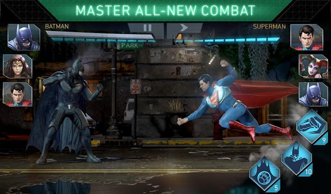 Injustice 2 - screenshot