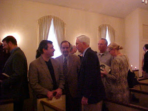 Photo: Byron Wells – Minister Chestnut Ridge Marietta, Jerry Gladson – Minister at First Marietta, Ray Austin – Interim Minister at Sandy Springs Atlanta