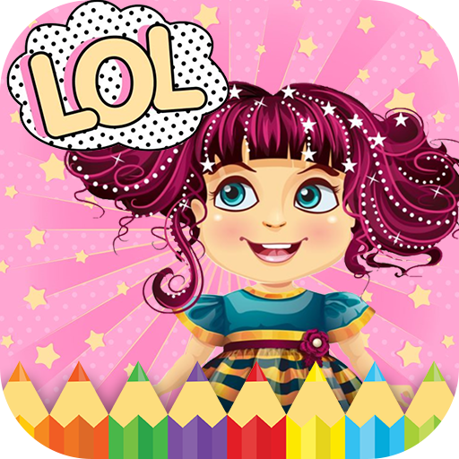 Coloring Book For American Girl Doll Reborn Dolls Apps