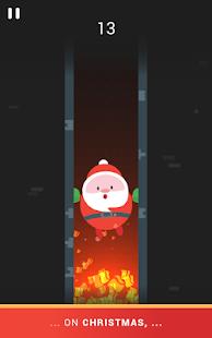 Santa on Fire - náhled