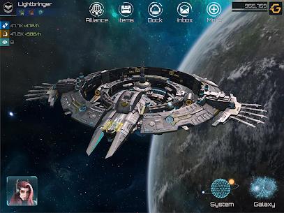 Nova Empire: Space Commander 6
