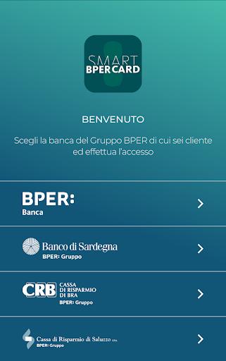 Smart BPERCard screenshot 1