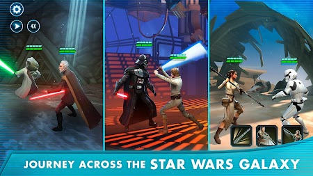 Star Wars™: Galaxy of Heroes APK screenshot thumbnail 5