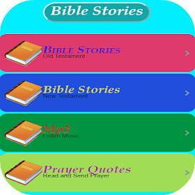 Bible Stories - 60 stories from the Bible
