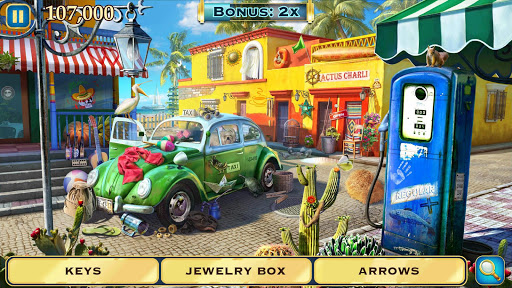 Pearl's Peril - Hidden Object Game - screenshot