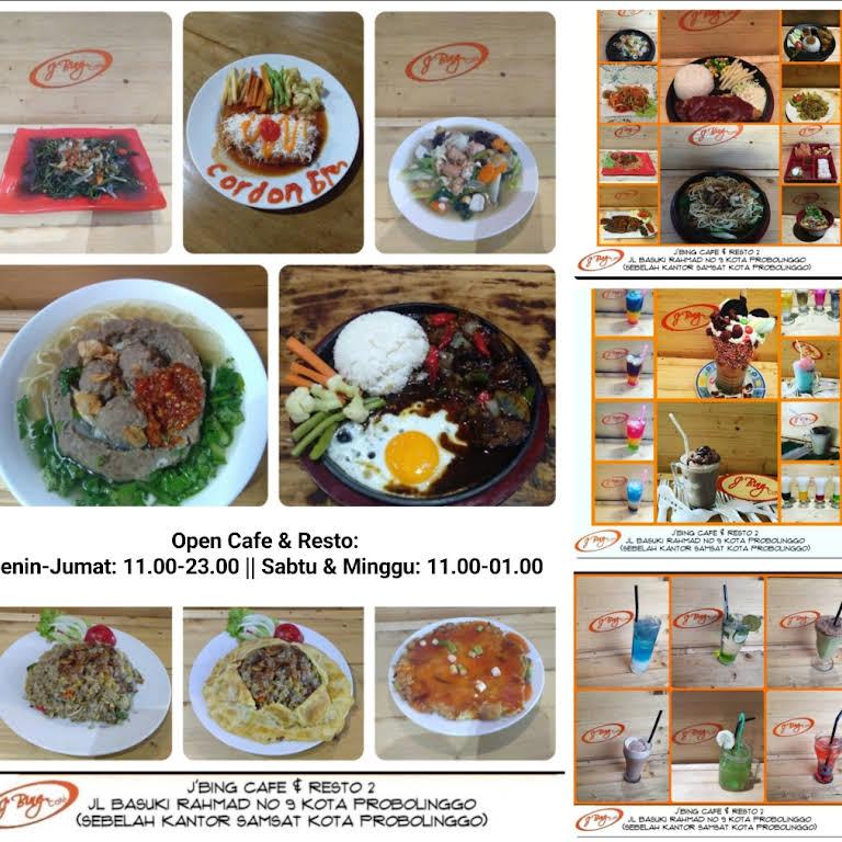 J Bing Cafe Resto 2 Kafe