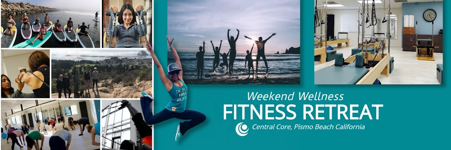 Central Core Weekend Wellness Fitness Retreat / Water Weekend (Aug 7-8, 2021)