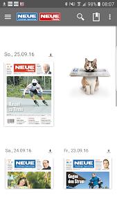 NEUE Vorarlberger Tageszeitung screenshot 0