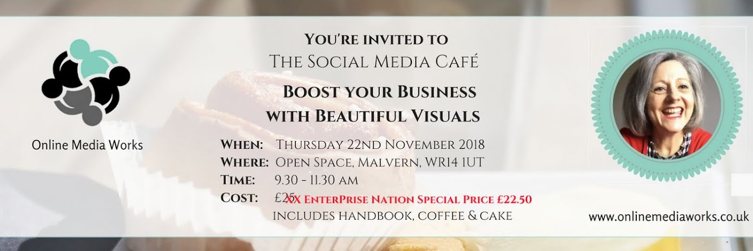 EN Boost your Business with Beautiful Visuals