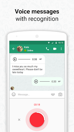 icq video calls & chat