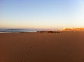 Photo: Sidi Wassai beach