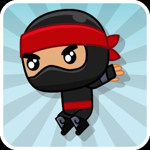 Falling Ninja  |  Juegos Casuales
