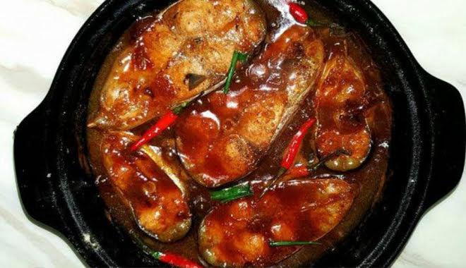 Cách kho cá bông lau thịt săn chắc, nước kho sệt, sánh, đậm đà ~ Ẩm Thực  Thông Thái