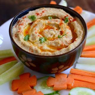 Hummus-Hummus with Tahini