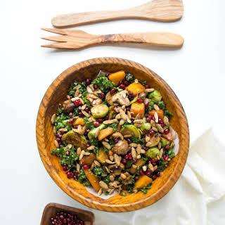 Autumn Quinoa Salad.
