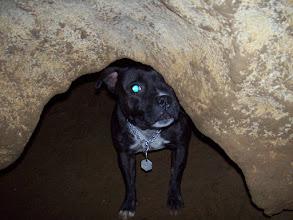 Photo: V tetínských jeskyních