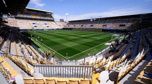 Los estadios de la Liga van a continuar vacíos.