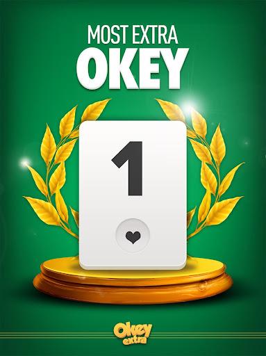 Okey Extra - Gin Rummy Online 2.3.3 screenshots 11