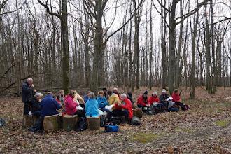 Photo: Pique-nique avec tables et sièges