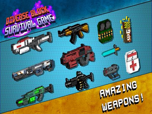 Diverse Block Survival Game 1.52 screenshots 7